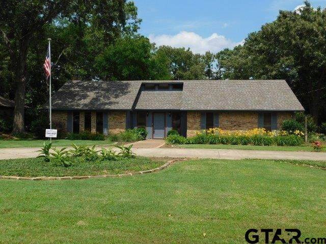 201 Kent Drive, Pittsburg, TX 75686 (MLS #10135430) :: RE/MAX Professionals - The Burks Team