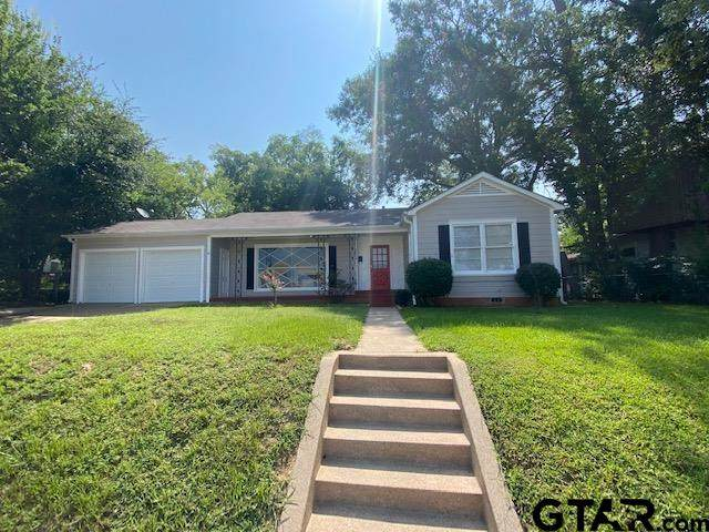 2014 S Kennedy Ave, Tyler, TX 75701 (MLS #10138103) :: Realty ONE Group Rose