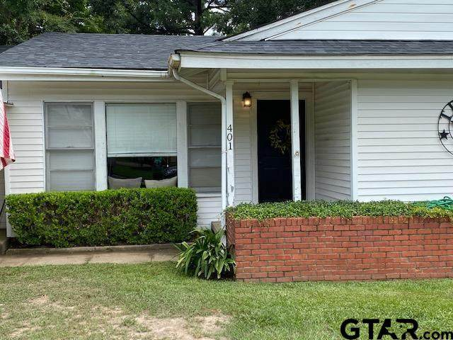 401 Park, Mt Pleasant, TX 75455 (MLS #10138112) :: Realty ONE Group Rose