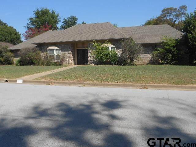 730 Hampton Hill Dr., Tyler, TX 75703 (MLS #10140040) :: Dee Martin Realty Group