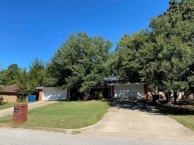 1157 Oval Drive, Athens, TX 75751 (MLS #10140805) :: RE/MAX Professionals - The Burks Team