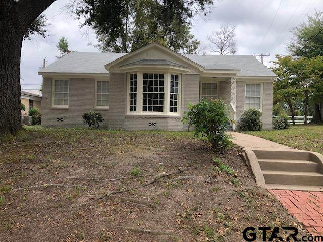 801 W Fifth St, Tyler, TX 75701 (MLS #10141549) :: The Edwards Team