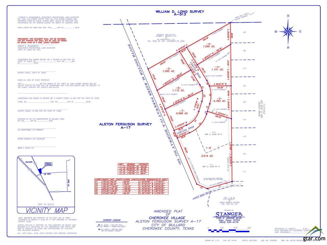 002 Doctor M Roper Parkway (Us Hwy 69) - Photo 1