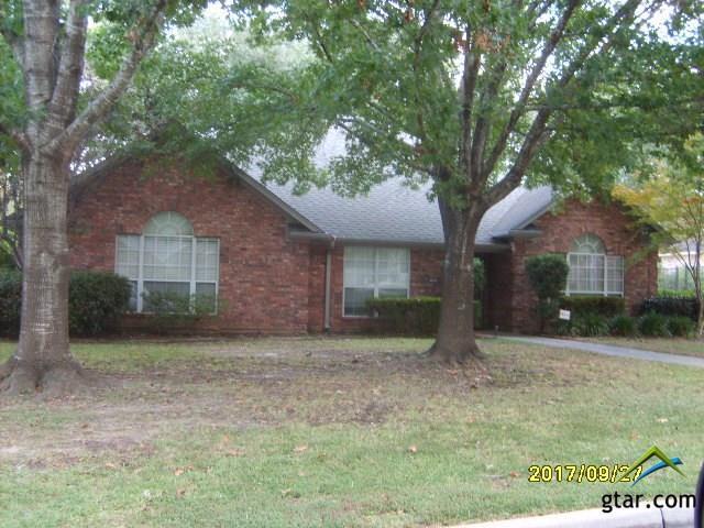 3808 Holly Ridge, Longview, TX 75605 (MLS #10086376) :: RE/MAX Professionals - The Burks Team