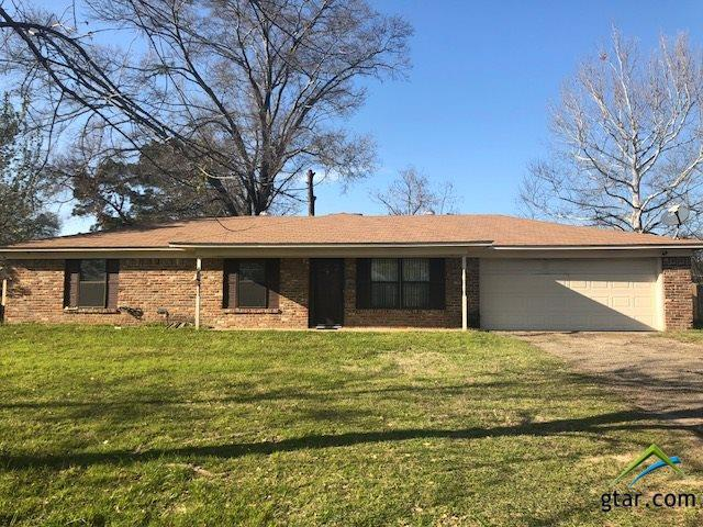 13650 Indian Drive, Tyler, TX 75709 (MLS #10088961) :: The Wampler Wolf Team