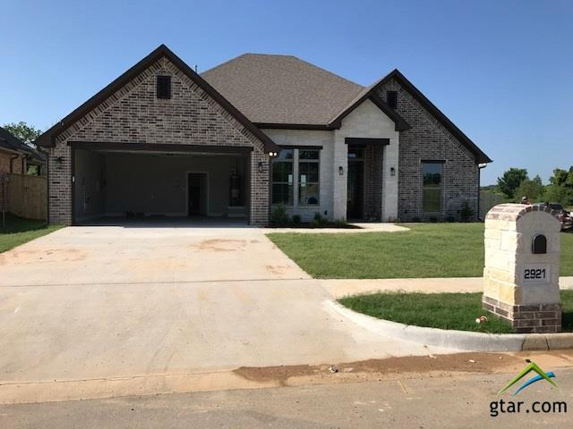 2921 Guinn Farms Rd., Tyler, TX 75707 (MLS #10093201) :: RE/MAX Professionals - The Burks Team