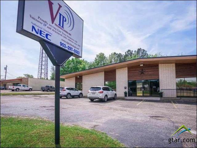 1015 Mccann Road, Longview, TX 75601 (MLS #10120527) :: RE/MAX Professionals - The Burks Team