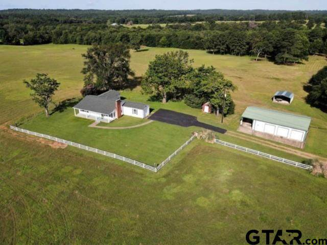 153 Cr 3305, Jacksonville, TX 75766 (MLS #10137467) :: Griffin Real Estate Group