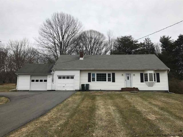 485 Mt. View Ave, Hurley, NY 12443 (MLS #20180857) :: Stevens Realty Group