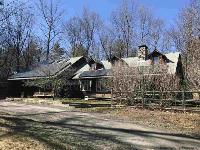 45 Little Deer Rd, Woodstock, NY 12498 (MLS #20181178) :: Stevens Realty Group