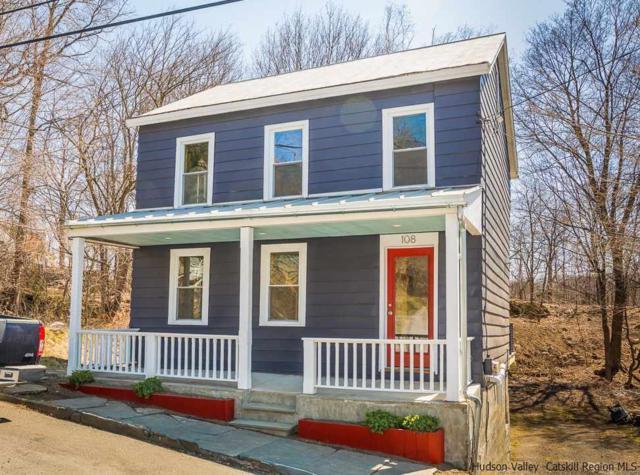 108 Hunter Street, Kingston, NY 12401 (MLS #20181225) :: Stevens Realty Group