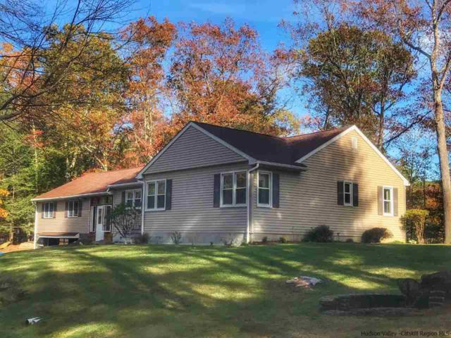 372 Stone Rd, West Hurley, NY 12494 (MLS #20181733) :: Stevens Realty Group