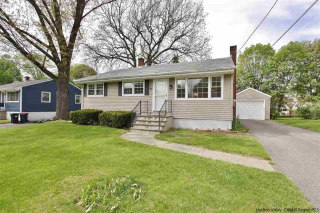508 Walnut Street, Hurley, NY 12443 (MLS #20181762) :: Stevens Realty Group