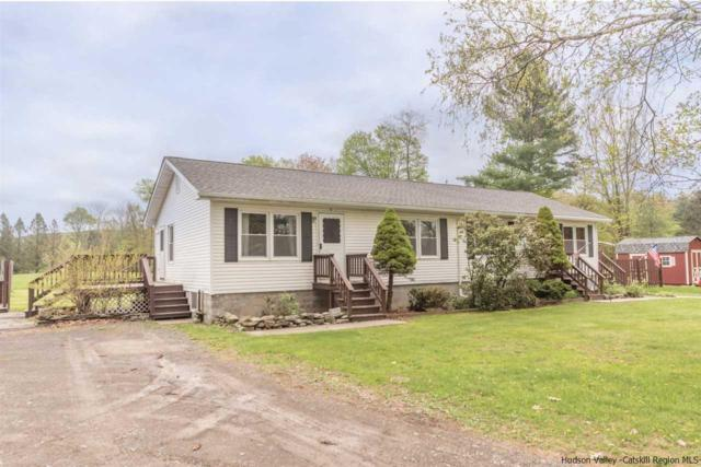 1262 County Route 2, Olivebridge, NY 12461 (MLS #20181844) :: Stevens Realty Group