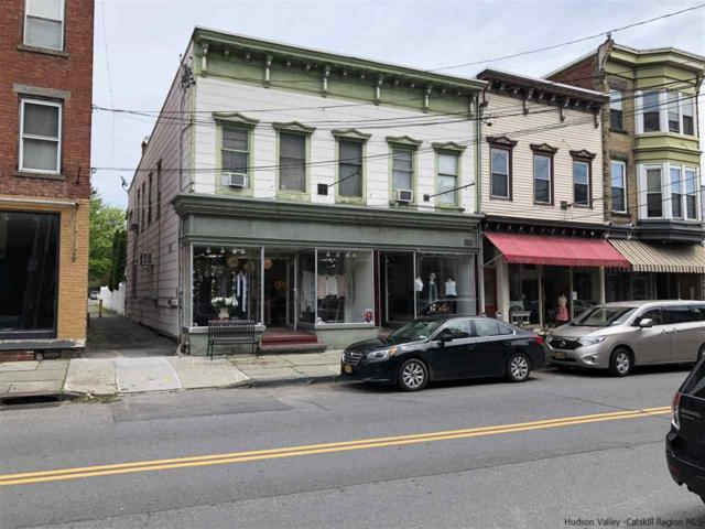 105-107 Partition Street, Saugerties, NY 12477 (MLS #20181918) :: Stevens Realty Group