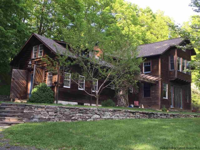 316 Upper Byrdcliffe Road, Woodstock, NY 12498 (MLS #20181978) :: Stevens Realty Group