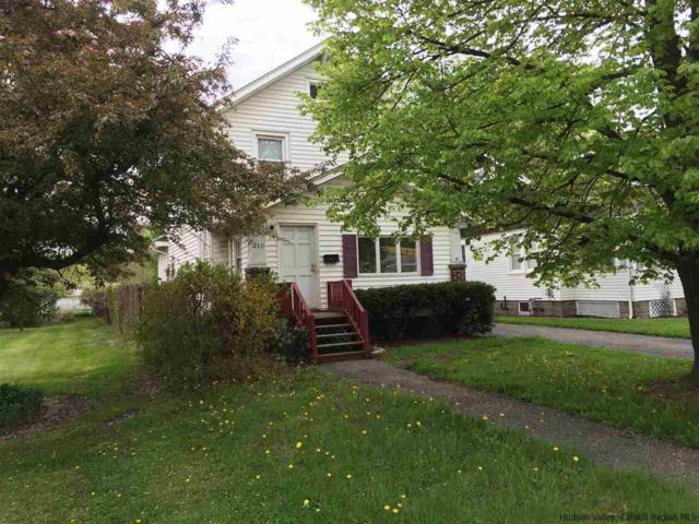 210 Ulster Ave, Saugerties, NY 12401 (MLS #20181994) :: Stevens Realty Group