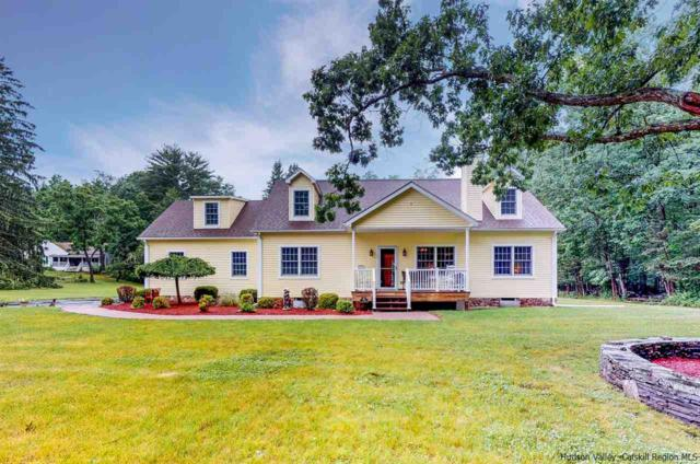291 Zena Road, Woodstock, NY 12401 (MLS #20182708) :: Stevens Realty Group