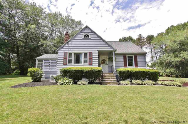 719 Lucas Ave Ext., Hurley, NY 12443 (MLS #20182776) :: Stevens Realty Group