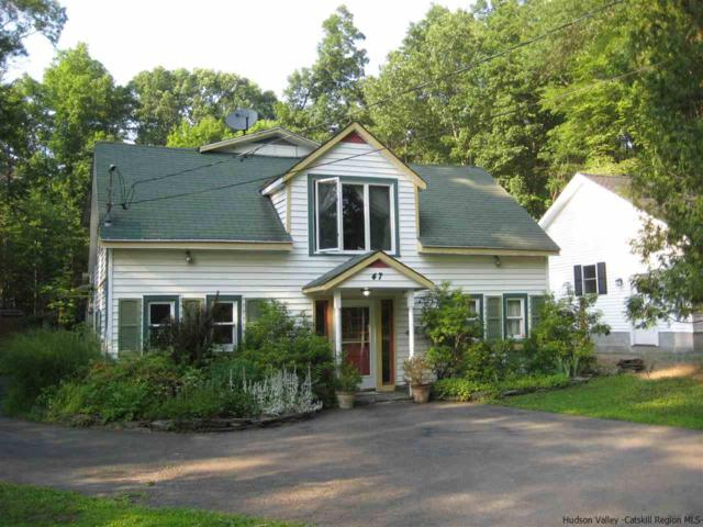 47 Vandebogart Road, Woodstock, NY 12498 (MLS #20182841) :: Stevens Realty Group