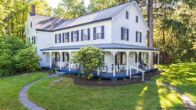 604 County Route 6, High Falls, NY 12440 (MLS #20182866) :: Stevens Realty Group