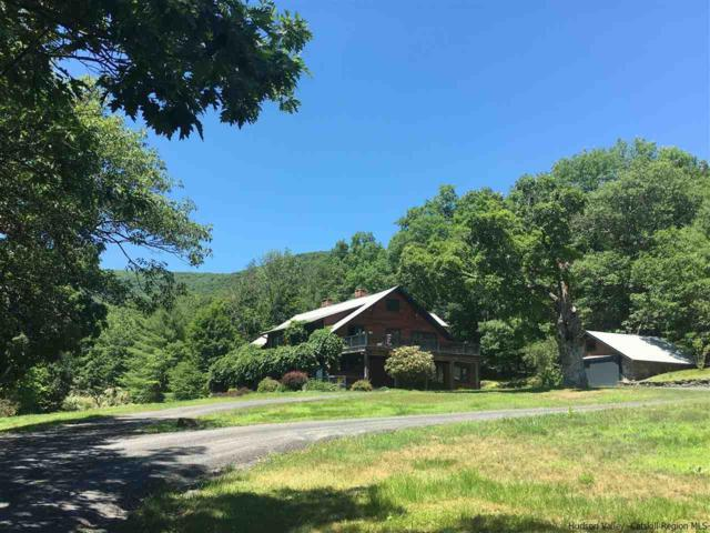 72 Shotwell Rd, Woodstock, NY 12498 (MLS #20182944) :: Stevens Realty Group