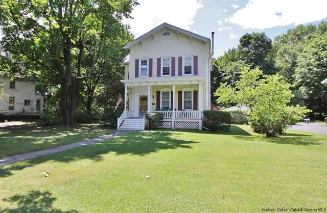 30 Elm Street, Saugerties, NY 12477 (MLS #20183062) :: Stevens Realty Group