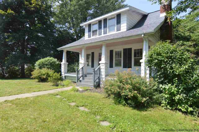 67 John Street, West Hurley, NY 12491 (MLS #20183350) :: Stevens Realty Group