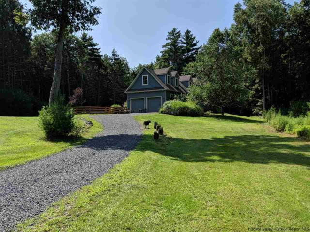 123 Country Lane, Hurley, NY 12443 (MLS #20183773) :: Stevens Realty Group