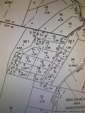 Lot 4 Off Cottage Court, Esopus, NY 12429 (MLS #20184316) :: Stevens Realty Group