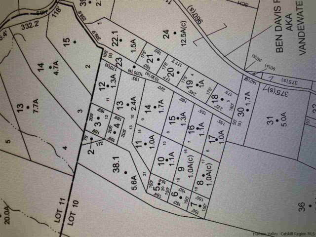TBD Lot 7 Cottage Court, Esopus, NY 12429 (MLS #20184319) :: Stevens Realty Group