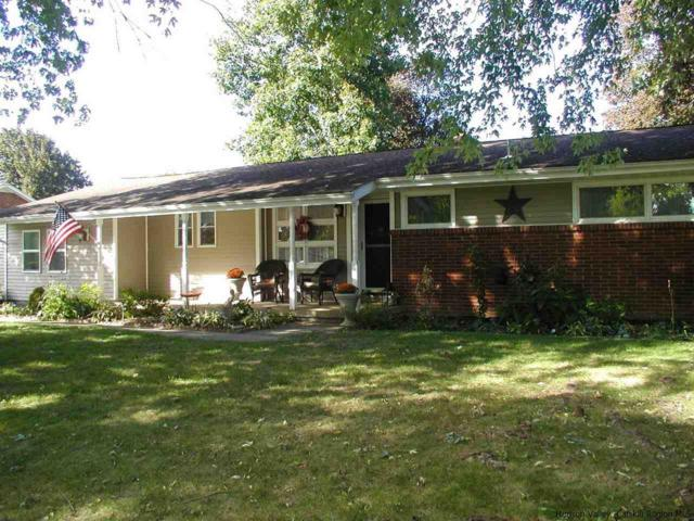 152 Griffin Drive, Hurley, NY 12443 (MLS #20184395) :: Stevens Realty Group