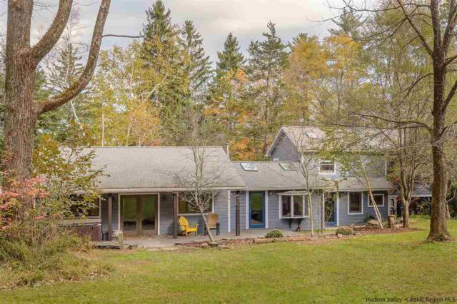 180 Yerry Hill Road, Woodstock, NY 12498 (MLS #20184678) :: Stevens Realty Group