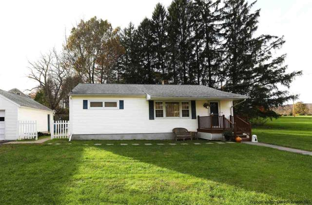 138 Russell Road, Hurley, NY 12443 (MLS #20184806) :: Stevens Realty Group