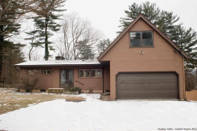 434 Mountain View, Hurley, NY 12443 (MLS #20190338) :: Stevens Realty Group