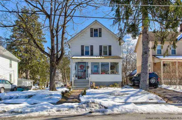 8 Grove Street, New Paltz, NY 12561 (MLS #20190558) :: Stevens Realty Group