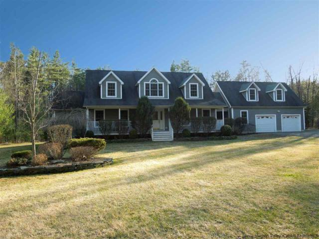 175 Tanglewood Rd, West Hurley, NY 12491 (MLS #20191303) :: Stevens Realty Group