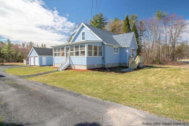 869 Route 212, Saugerties, NY 12477 (MLS #20191305) :: Stevens Realty Group