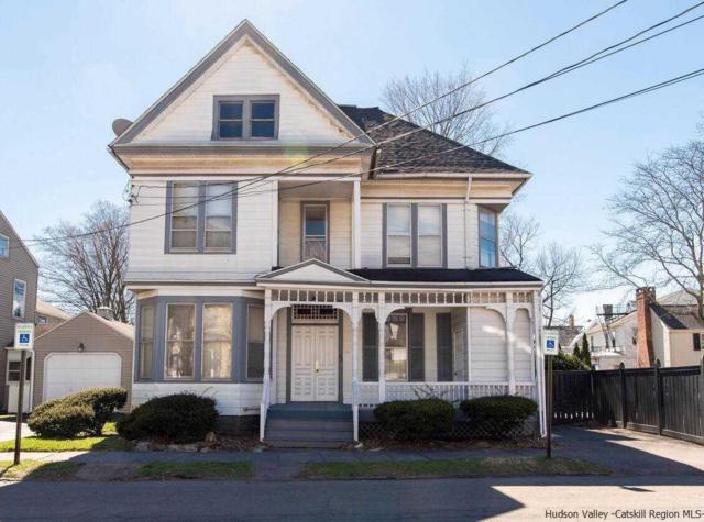 193 Clinton Avenue, Kingston, NY 12401 (MLS #20191346) :: Stevens Realty Group
