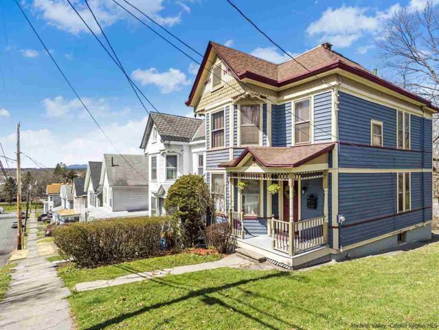 168 Highland Avenue, Kingston, NY 12401 (MLS #20191360) :: Stevens Realty Group