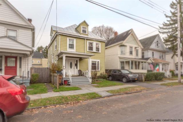 154 Downs Street, Kingston, NY 12401 (MLS #20191370) :: Stevens Realty Group