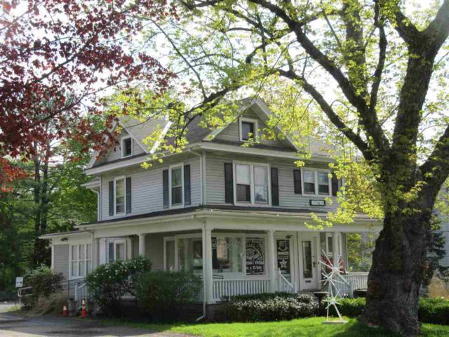 31-33 Mill Hill, Woodstock, NY 12498 (MLS #20191826) :: Stevens Realty Group