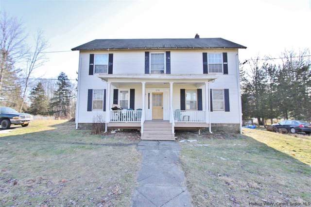 370 Union Center Road, Ulster Park, NY 12487 (MLS #20200067) :: The Home Team
