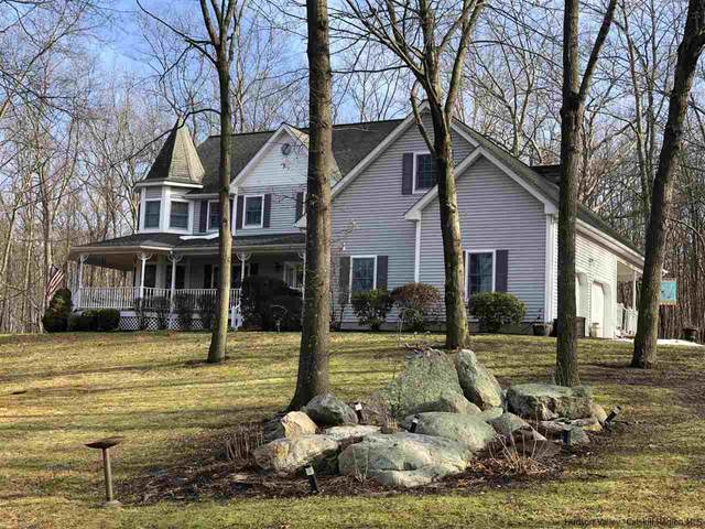 126 Dusinberre Rd, Gardiner, NY 12525 (MLS #20200900) :: The Home Team