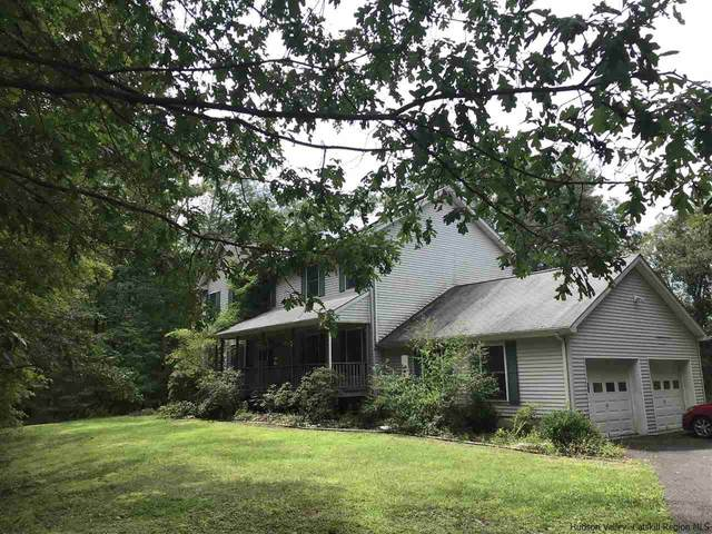 681 North Ohioville Rd, New Paltz, NY 12561 (MLS #20200931) :: The Home Team