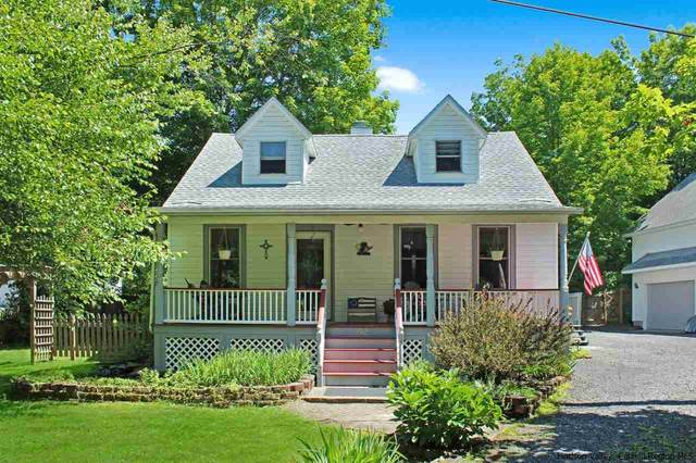 192 Rt 28 A, West Hurley, NY 12443 (MLS #20202491) :: The Home Team