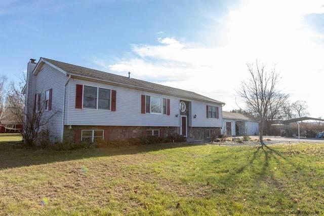 225 Pine Bush Road, Stone Ridge, NY 12484 (MLS #20205029) :: Barbara Carter Team