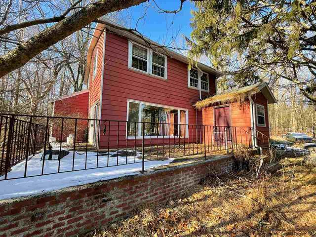 120-122 Mill Road, Marbletown, NY 12461 (MLS #20210086) :: The Clement, Brooks & Safier Team