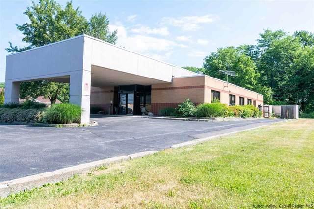 150 Sawkill Rd, Kingston, NY 12401 (MLS #20210204) :: Barbara Carter Team