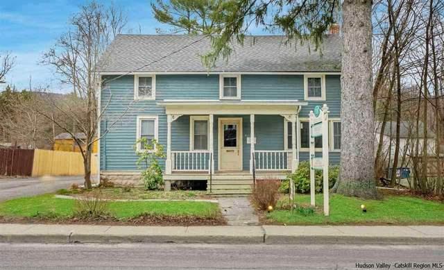 118 Tinker, Woodstock, NY 12498 (MLS #20210238) :: Barbara Carter Team